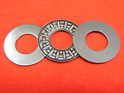 1  Axial - Rollenlager Nadellager  AXK 1226 12 x 26 x 4 + 2  Scheiben Drucklager