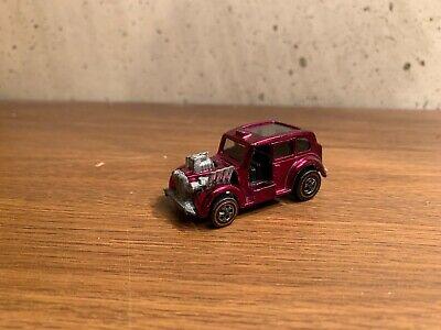 Hot Wheels Red Line Cockney Cab Purple