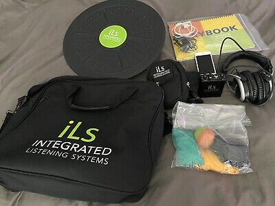 iLs Integrated Listening System Total Focus Program - ADHD and Autism Therapy