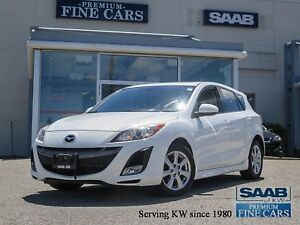 2010 Mazda Mazda3 SPORT GS  Power Sunroof/Just 42,000 KMS