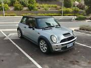 Mini Cooper S - R53 Acton North Canberra Preview