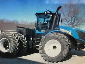 2012 New Holland T9.560 4WD Tractor