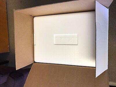 Styrofoam Insulated Shipper Shipping Cooler Box 24 X 16 X 17 External