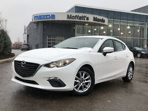 2015 Mazda Mazda3 GS HEATED SEATS, BACKUP CAM, BLUETOOTH, 7 SCRE