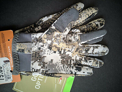 Sitka Womens Equinox Glove Optifade Elevated II