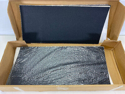 26 Pieces Essex Silver Line 60 Grit 8 X 17-58 Hook And Loop Sandpaper Sheets