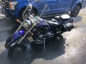 2003 Yamaha Vstar 650 well maintained