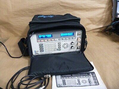 Ramsey Com3010 Communications Service Monitor W Casebag Manual