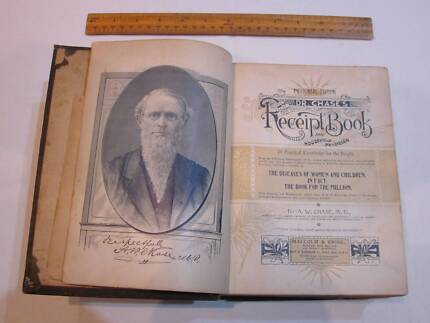 Dr Chase's Receipt Book