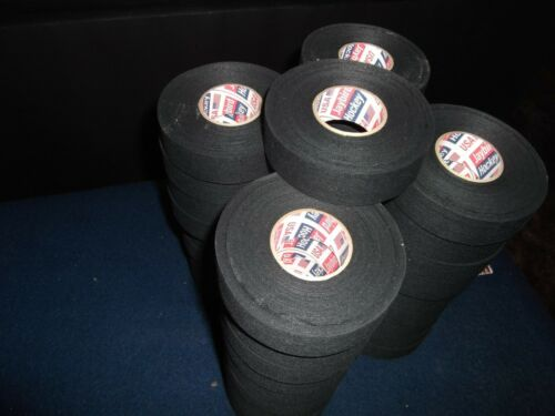 "BLACK MEDICAL TAPE  48 rolls  1""x20yds.   * FIRST QUALITY *"