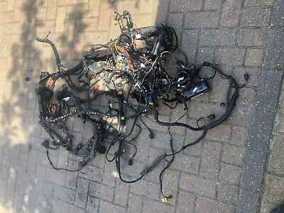 Vw Caddy 1.6 Tdi Dsg Wiring Loom