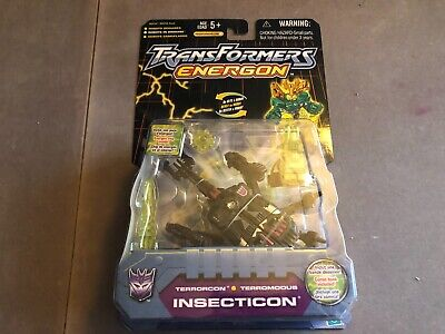 Transformers Energon Class MOC SEALED Insecticon