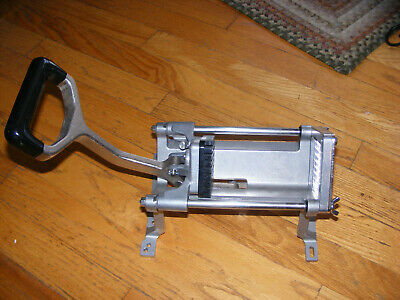 Nemco 55450-2 Industrial French Fry Cutter Excellent Condition