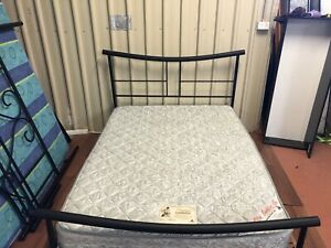 (Delivery available)double bed with mattress