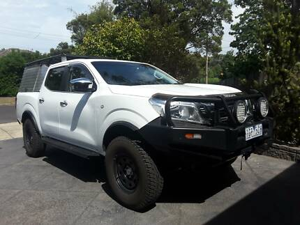 Nissan Navara NP300 D23 RX 4X4 Manual with EXtras