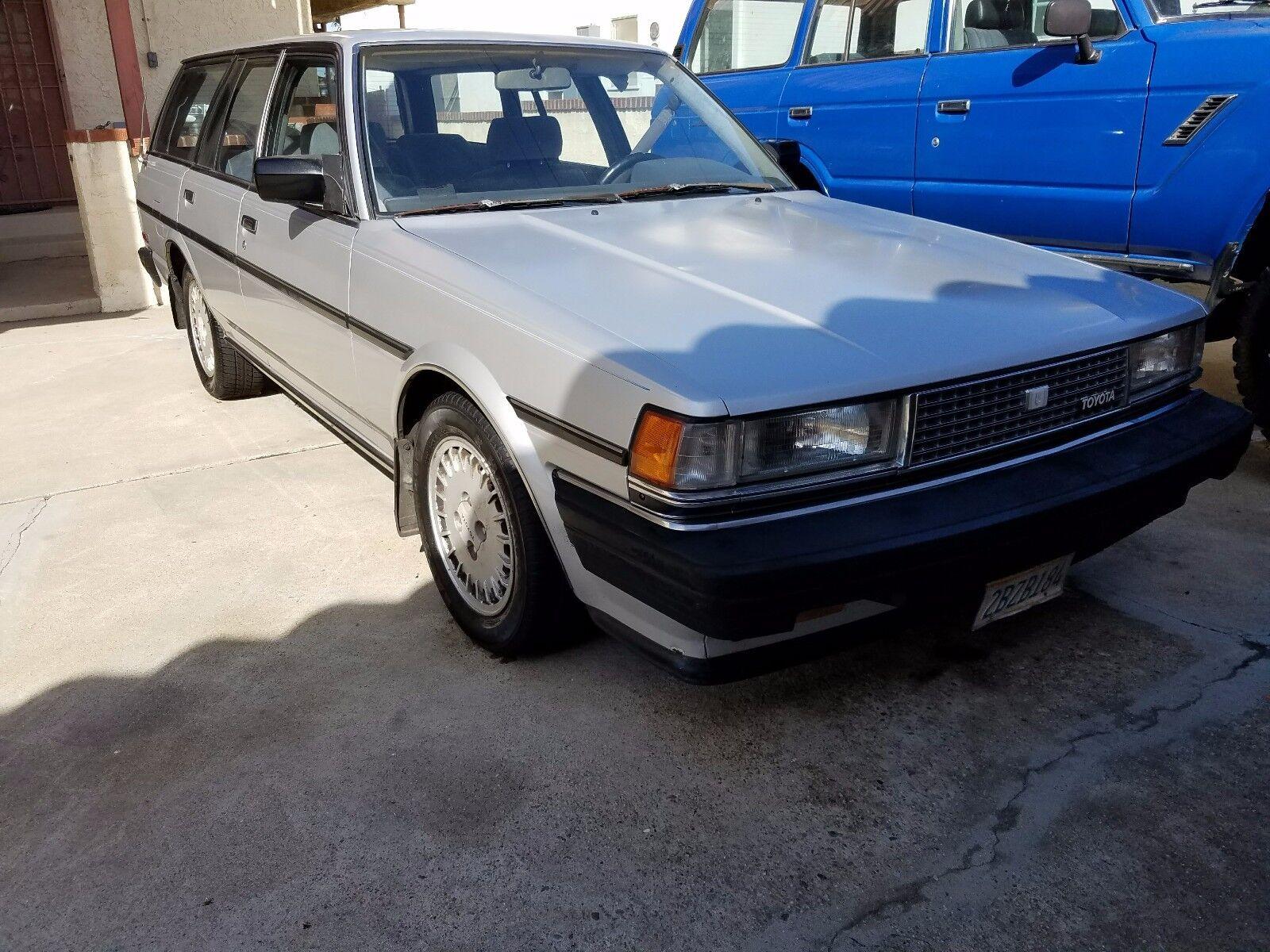 1985 Toyota Cressida Wagon Used Toyota Cressida for sale