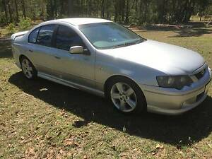 Ford falcon XR6T, Auto, Full leather, Rego and RWC. Browns Plains Logan Area Preview