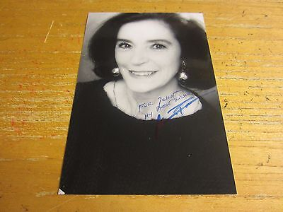 Marisa Pavan Actress Autographed Signed 4X6 Photo