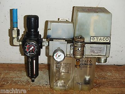 Taco Lubrication Unit Mc9 01L3 1Y07  Mc901l1y07   Exelon B73g 3Ak Ad1 Rmg
