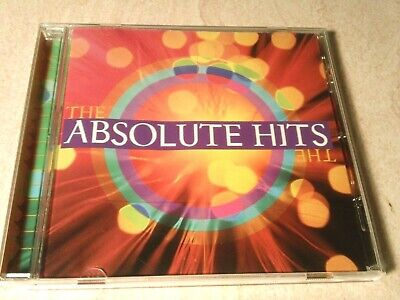 Absolute Hits CD - Aaliyah Matchbox 20 Babel Fish Mark Morrison All-4-One Hootie for sale  Oakland