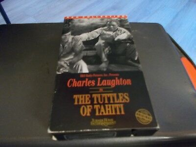 THE TUTTLES OF TAHITI (CHARLES LAUGHTON) VHS