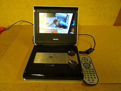 PORTABLE DVD PLAYER PHILIPS