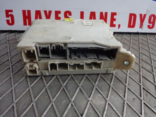 LEXUS IS 220D 2.2 DIESEL 6 SPEED MANUAL 2008 INTERIOR FUSE BOX 82672-53060