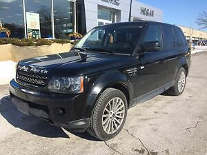 2012 Range Rover sport HSE only with 72000KM!