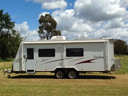 Amazing 2011 Jayco 20641 Outback Sterling Caravan For Sale In Dubbo NSW