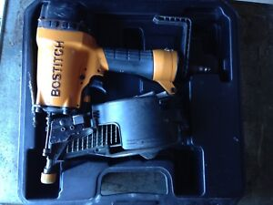 BOSTITCH Coil fed nailer