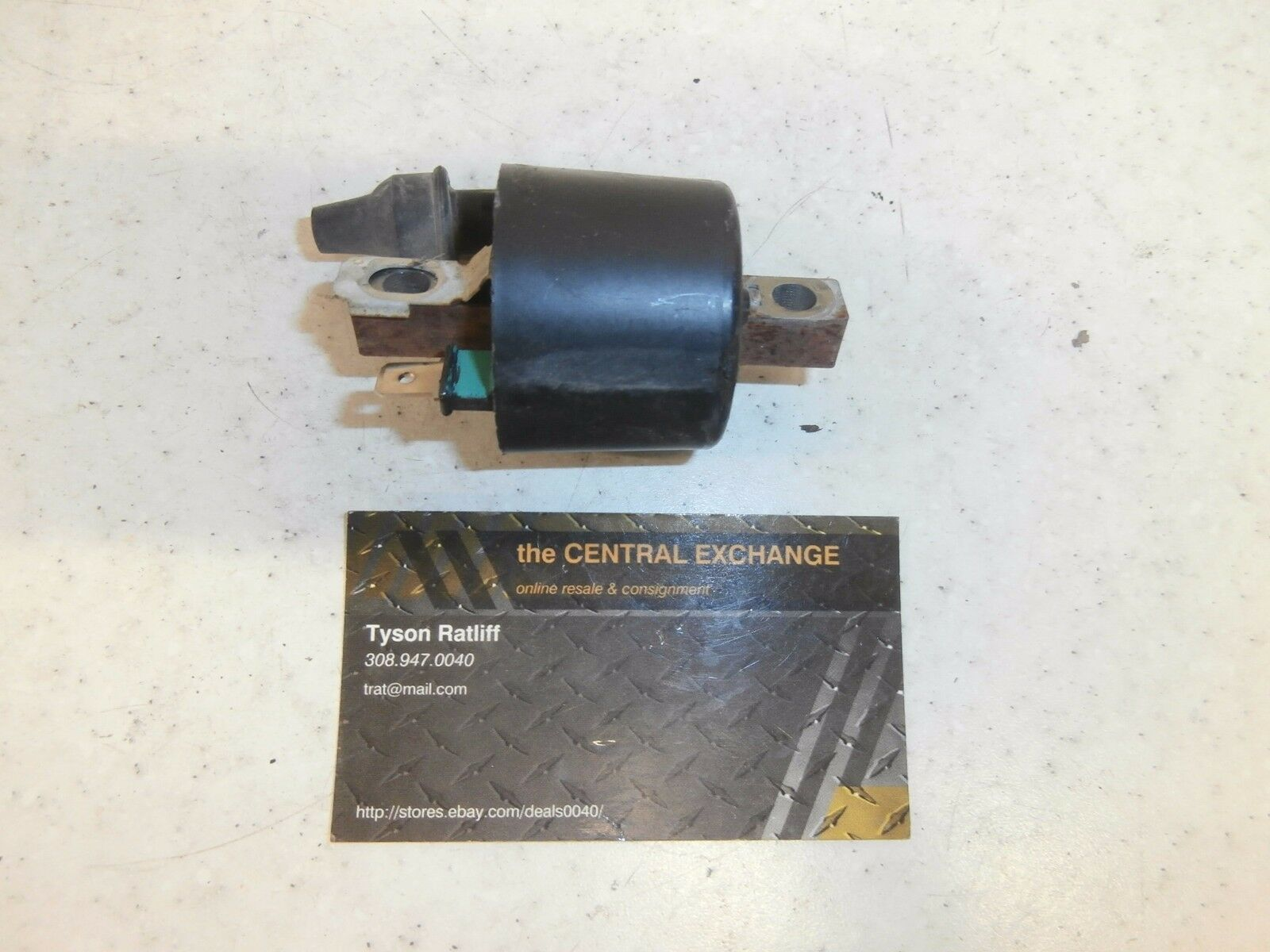 08-11 Honda Foreman 500 TRX500 4X4 Genuine Ignition Spark Plug Coil Pack Box OEM