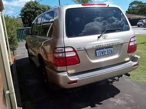 2002 Toyota LandCruiser Wagon Kewdale Belmont Area Preview