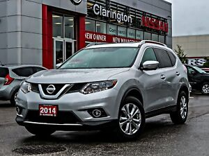 2014 Nissan Rogue SV Rare 7 Passenger Family Tech FREE Delivery
