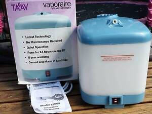 Tasav Steam Vaporizer T2008 Montmorency Banyule Area Preview