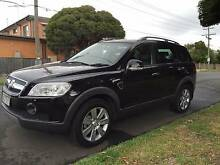 2010 Holden Captiva Wagon Cremorne Yarra Area Preview