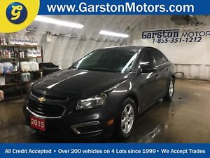2015 Chevrolet Cruze 2LT*POWER SUNROOF*LEATHER*HEATED FRONT SEAT
