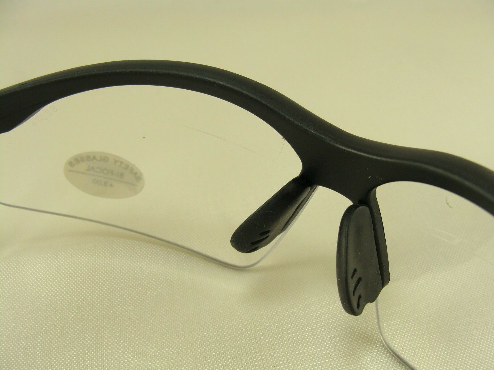 Reverse Bifocal on Top Glasses Sunglasses Overhead Bifocal  Z87 Safety Lens