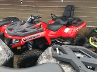 2017 Arctic Cat Alterra TRV 1000 XT EPS (Display Unit) Guelph Ontario Preview