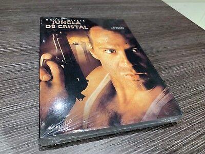JUNGLA DE CRISTAL DVD BRUCE WILLIS EDICION DEFINITIVA PRECINTADA