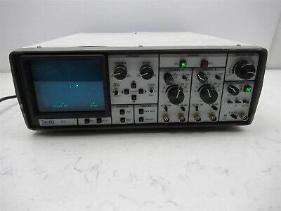 Nicolet 310 Digital Oscilloscope Vintage Laboratory Unit Dual Channel