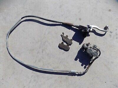1994 Yamaha YZ125 Front Brake Master Cylinder Caliper Line