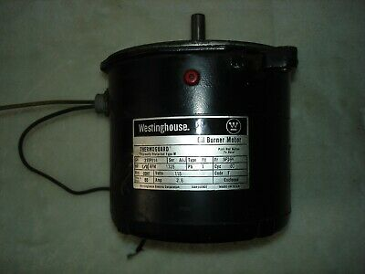 Dynatherm Oil Burner Furnace Boiler Westinghouse Electric Motor 315p214 Exc