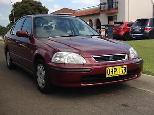 Honda Civic VTI 1996 Cheap and Reliable Bonnyrigg Heights Fairfield Area Preview