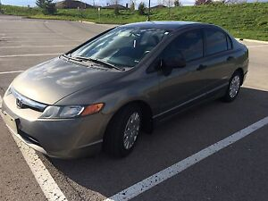 Honda Civic 2007 LOW KM!!!