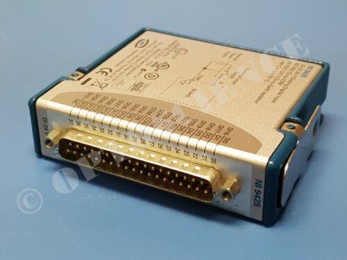 National Instruments NI 9425 cDAQ Digital Input Module, 24V 32ch