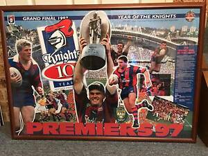 1997 GRAND FINAL NEWCASTLE KNIGHTS Broadmeadow Newcastle Area Preview