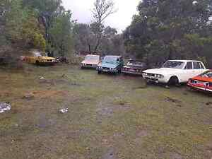 Wrecking Triumph 2000 & 2500 MK2 Howrah Clarence Area Preview