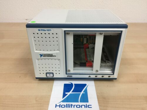 National Instruments PXIe-1071 Chassis