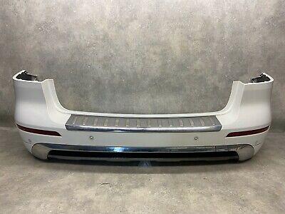 Mercedes-Benz Original ML W166 AMG Line Stoßstange hinten inkl. PDC A1668850625