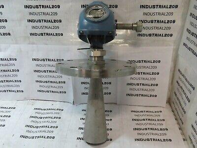 Rosemount Rader Level Transmitter 5402ah1r54hpkda Used